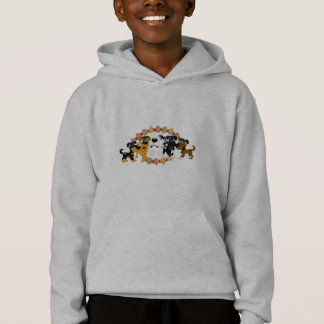 Absolvent 2012 hoodie