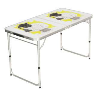 Absolvent-Birnen-Klingeln Pong Tabelle Beer Pong Tisch