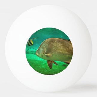 Abstieg in Wasser Ping-Pong Ball