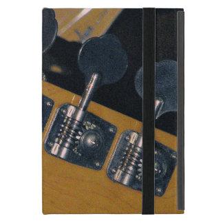abstimmende Klammern der Bass-Gitarre Hülle Fürs iPad Mini