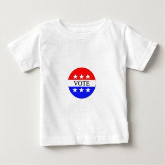 Abstimmung Baby T-shirt