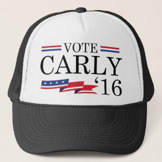 Abstimmung Carly 2016 Truckerkappe