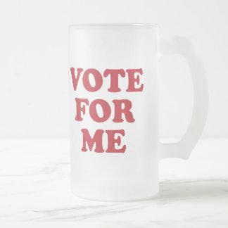 Abstimmung für mich - Rot Haferl