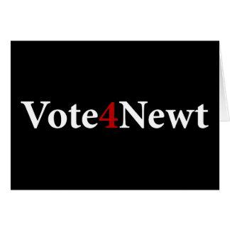 Abstimmung für Newt Karte