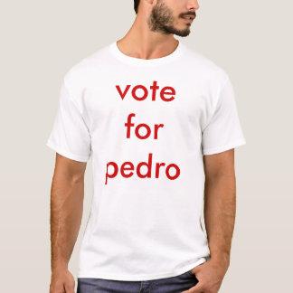 Abstimmung für Pedro T-Shirt