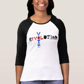 Abstimmung für Revolution T-Shirt