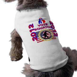 Abstimmung für Squatch 2010 Shirt