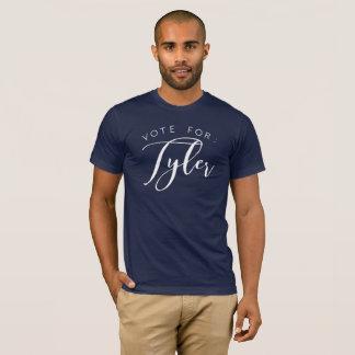Abstimmung für: Tyler T-Shirt