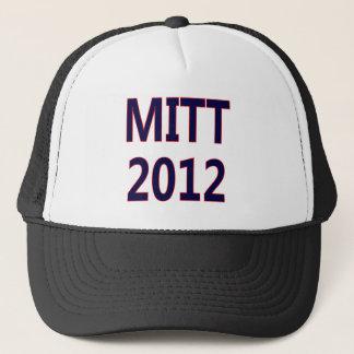 Abstimmung Mitt Romney 2012 Truckerkappe