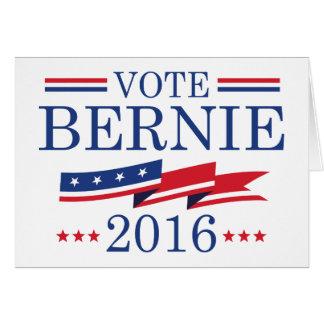 Abstimmungs-Bernie-Sandpapierschleifmaschinen 2016 Karte