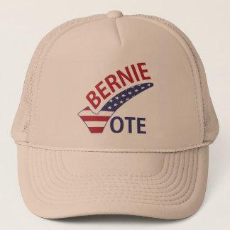 Abstimmungs-Bernie-Sandpapierschleifmaschinen 2016 Truckerkappe