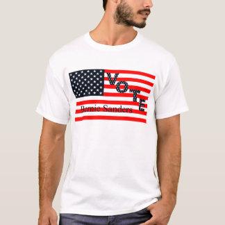 Abstimmungs-Bernie-Sandpapierschleifmaschinen für T-Shirt