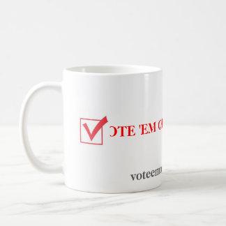 Abstimmungs-EM heraus 2012 Kaffeetasse