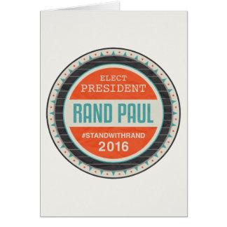 Abstimmungs-Rand Paul 2016 Karte