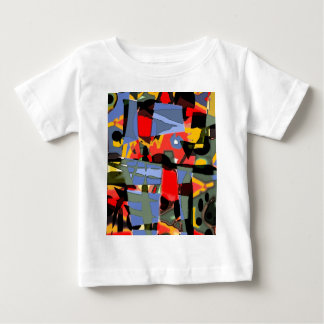 Abstract design By Albruno Baby T-shirt