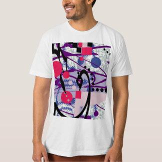 Abstract Geometric T-Shirt