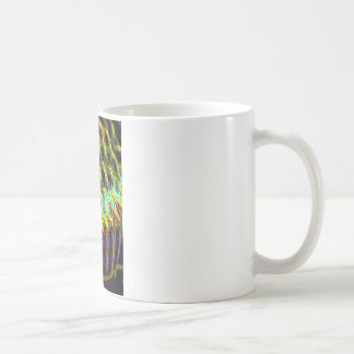 Abstract Kaffeetasse