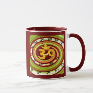 Abstract-om-5 Tasse