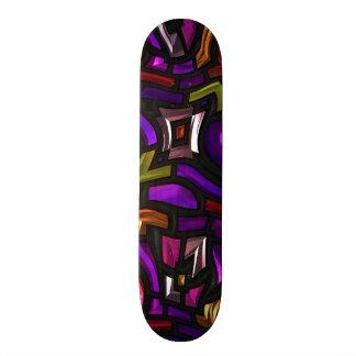 Abstract Pattern Skateboarddecks