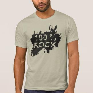 Abstrakt 100% Rock Herren T-Shirt