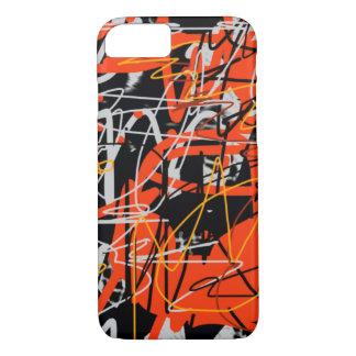 abstrakt/Abstraktion iPhone 8/7 Hülle