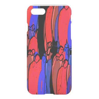 Abstrakt - Diversity iPhone 8/7 Hülle