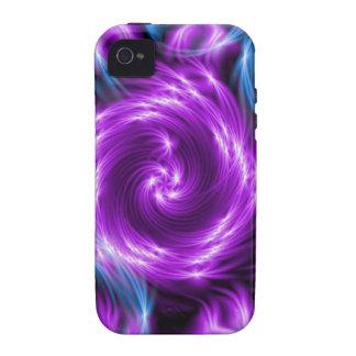 abstrakt vibe iPhone 4 case
