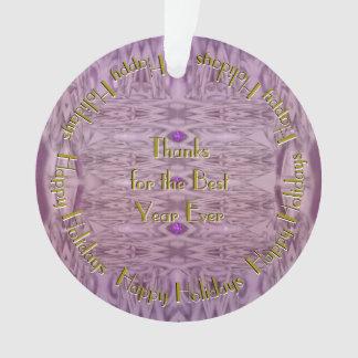 Abstrakt in den Purpur mit Ihrem Namen oder Text Ornament