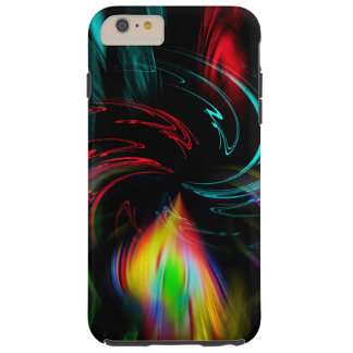 Abstrakt in Perfektion Pop Art Tough iPhone 6 Plus Hülle