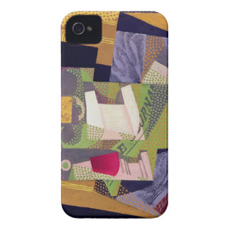 Abstrakt iPhone 4 Cover