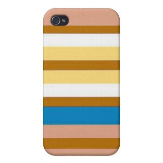 Abstrakt iPhone 4 Etuis