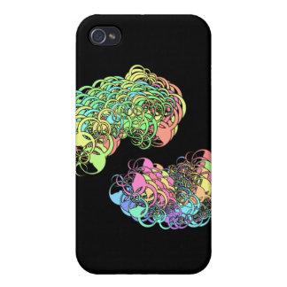 Abstrakt iPhone 4 Hülle