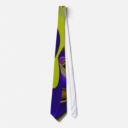 Abstrakt Rainbow Individuelle Krawatte