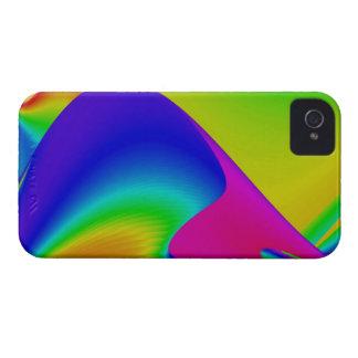 abstrakt regenbogen Case-Mate iPhone 4 hülle