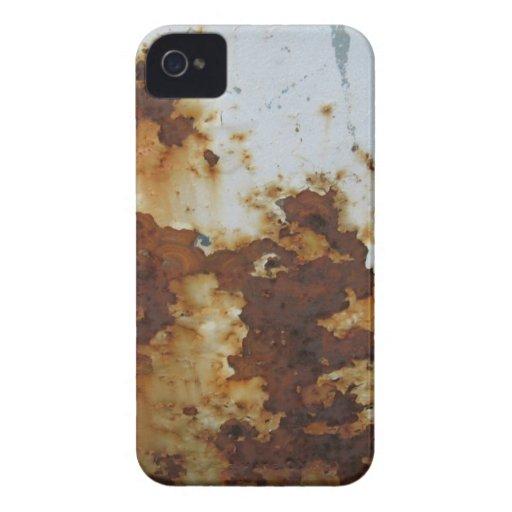 Abstrakt - Rost Case-Mate iPhone 4 Hülle
