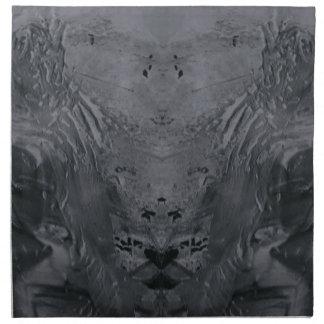 abstrakt serviette
