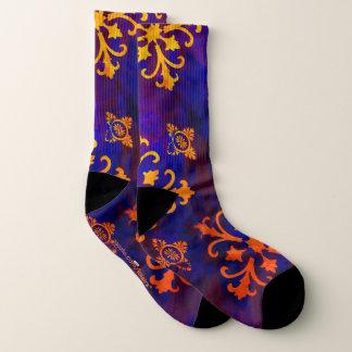 Abstrakt Socken