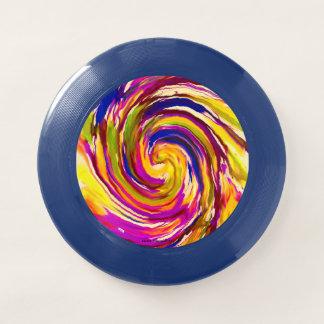 Abstrakt Wham-O Frisbee