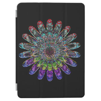 Abstrakte Blume iPad Air Hülle