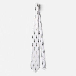 Abstrakte Cello-Kunst-Krawatte Individuelle Krawatte