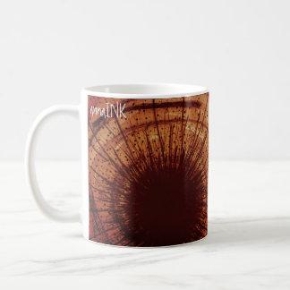 Abstrakte Designer-Tasse Kaffeetasse