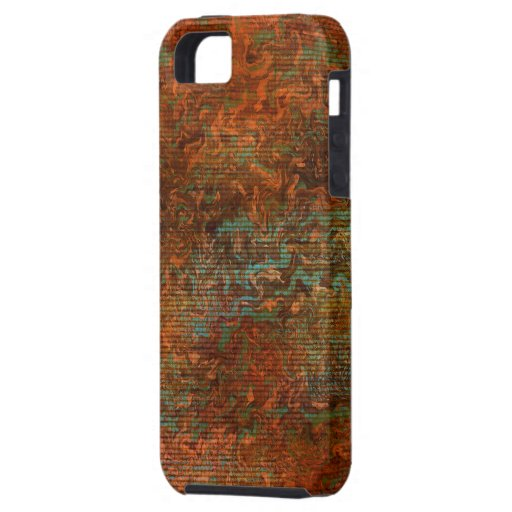 Abstrakte Digital-Fraktale - iPhone 5 Fall iPhone 5 Case