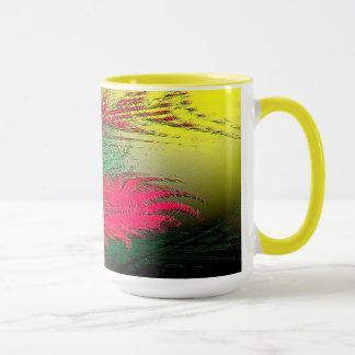 Abstrakte Entwurfs-Tee-Tasse Tasse