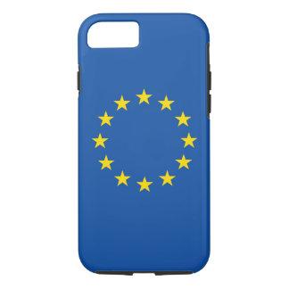 Abstrakte europäische Flagge, iPhone 8/7 Hülle