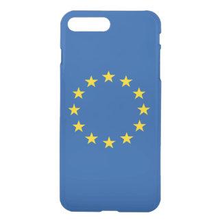 Abstrakte europäische Flagge, iPhone 8 Plus/7 Plus Hülle