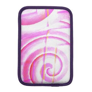 Abstrakte Fantasie iPad Mini Sleeve