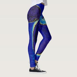 Abstrakte Farbkunst #47 Leggings