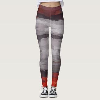 Abstrakte Farbkunst #6 Leggings