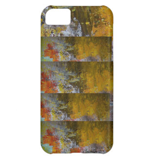 Abstrakte Feuer iPhone 5C Hülle