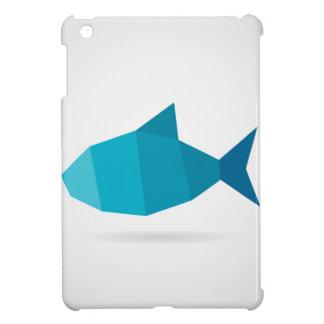 Abstrakte Fische iPad Mini Hülle